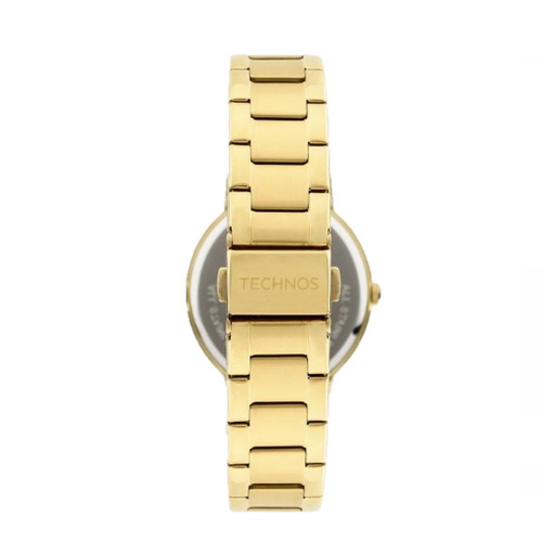 relógio technos feminino elegance dress 2035mfn/4d original