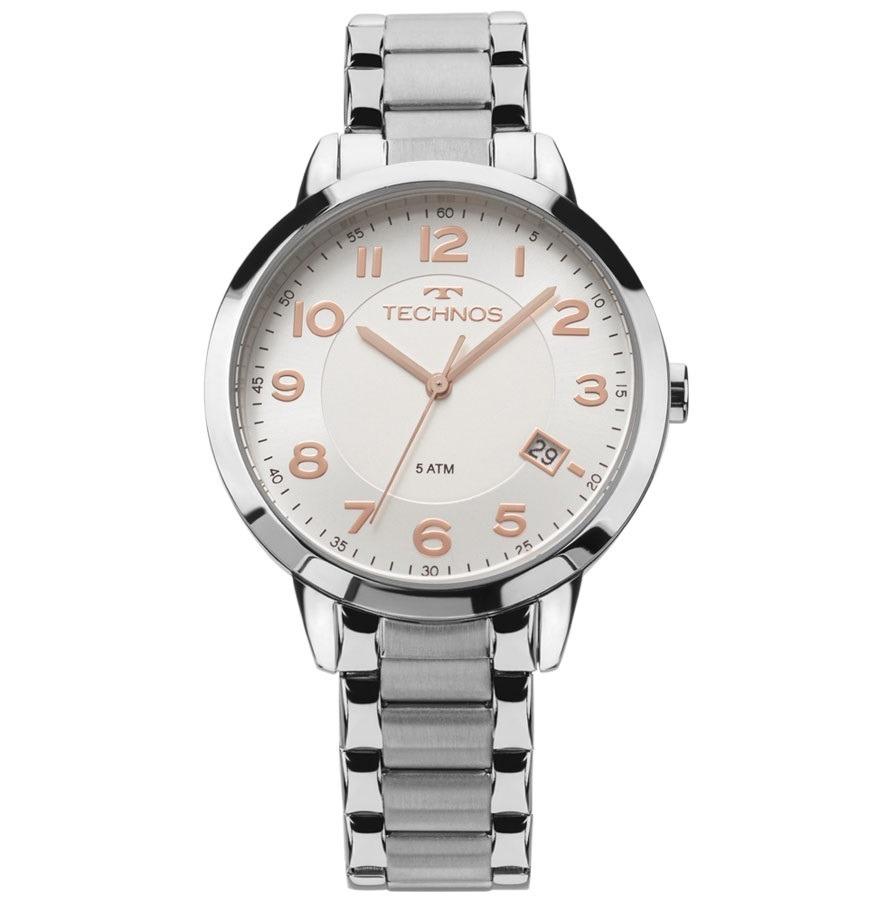 relógio technos feminino elegance dress 2315acn 3k - c  nfe. Carregando  zoom. 524d84726c