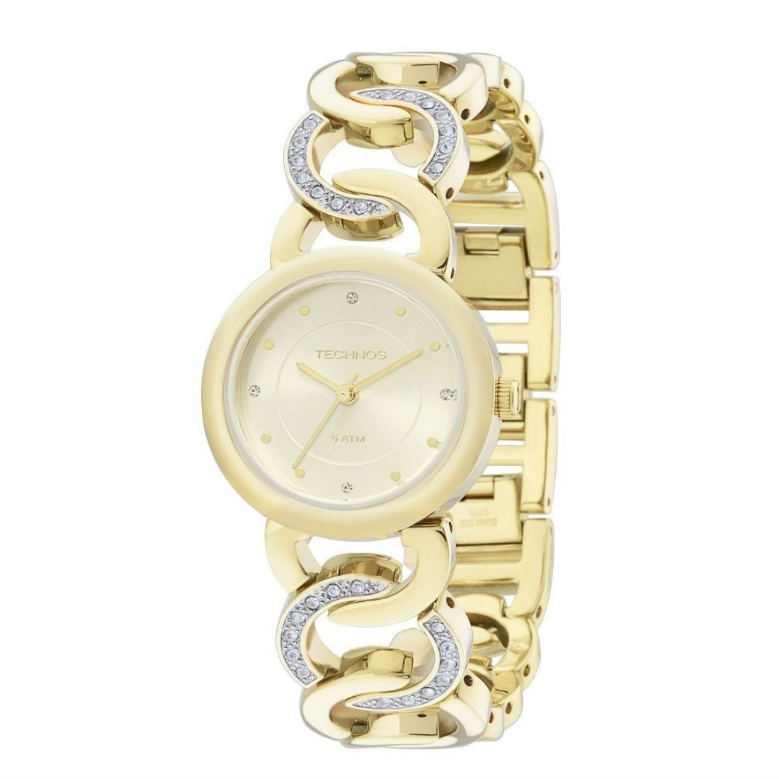50f2de7932c relógio technos feminino elegance elos. Carregando zoom.