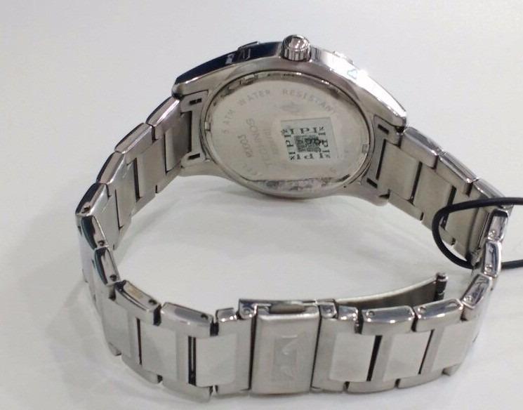 f08440347 Relógio Technos Feminino Elegance St. Moritz 6p29gu 1b Prata - R ...