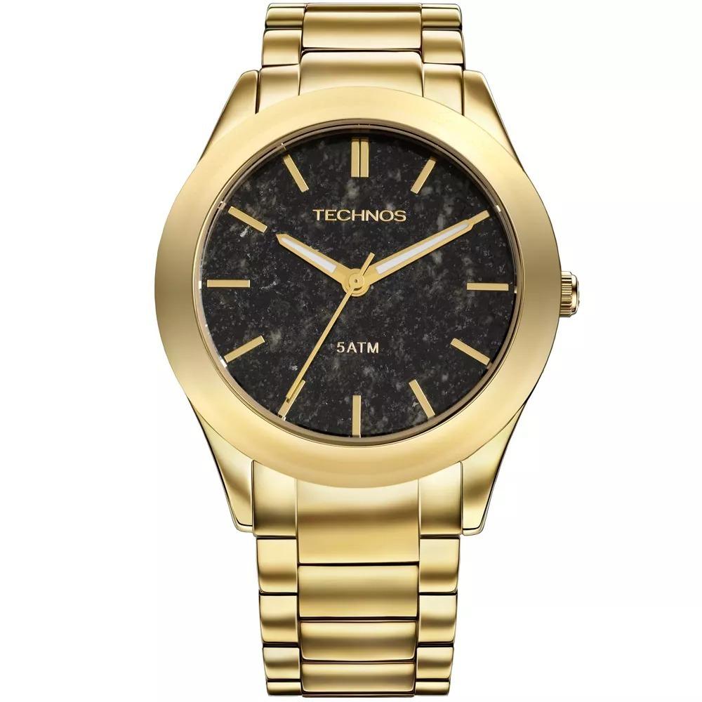 990220cd3f2 relógio technos feminino elegance stone collection 2033af 4p. Carregando  zoom.