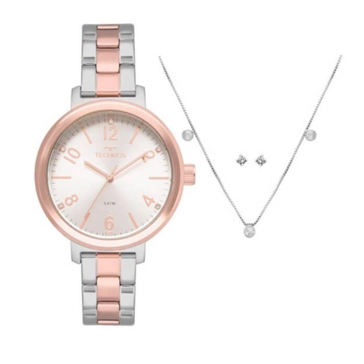 bd7adc4a6647a relógio technos feminino fashion trend 2035mmv k4k. Carregando zoom.