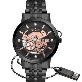 3bc22ec53d Relógio De Pulso Feminino Fashion Analógico Technos 2035zw ...