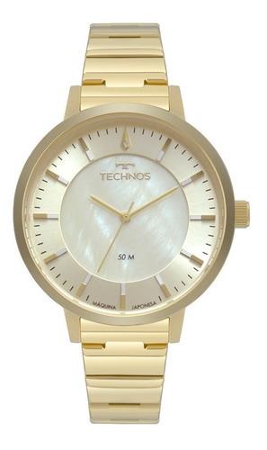 relógio technos feminino fashion trend analógico 2033cq/4x