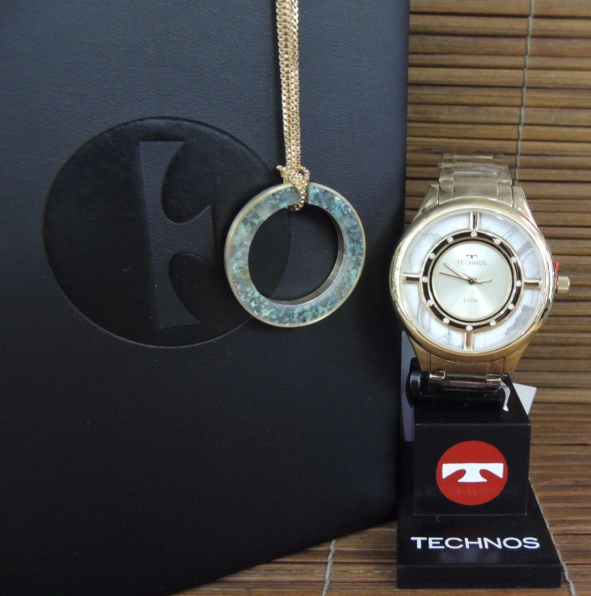 97b5b43d25a relógio technos feminino gl30fk k4x - signature ( nf e gar ). Carregando  zoom.