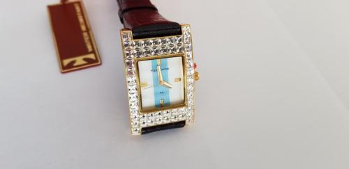 1b9a0ffc695 Relógio Technos Feminino Na Caixa Novo Detalhes Zircônias!!! - R ...