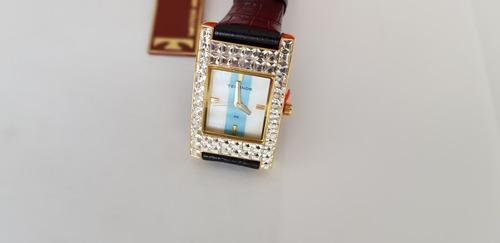 relógio technos feminino na caixa novo detalhes zircônias!!!