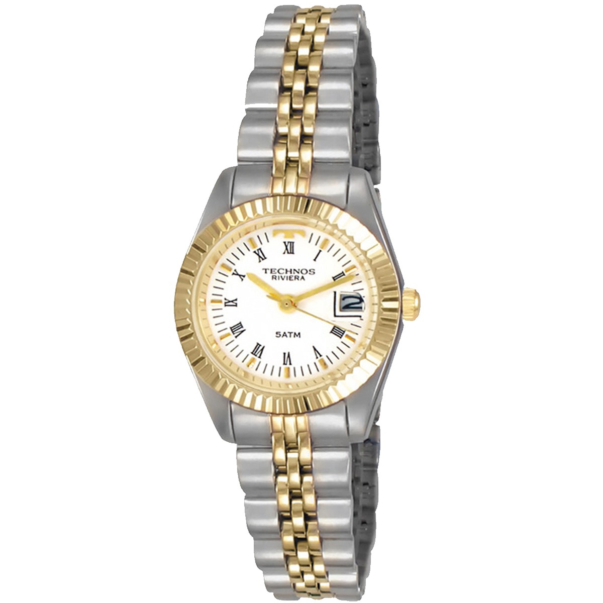 Relógio Technos Feminino Riviera 1l12rxtdy 1b - R  399,00 em Mercado Livre 05586207bc