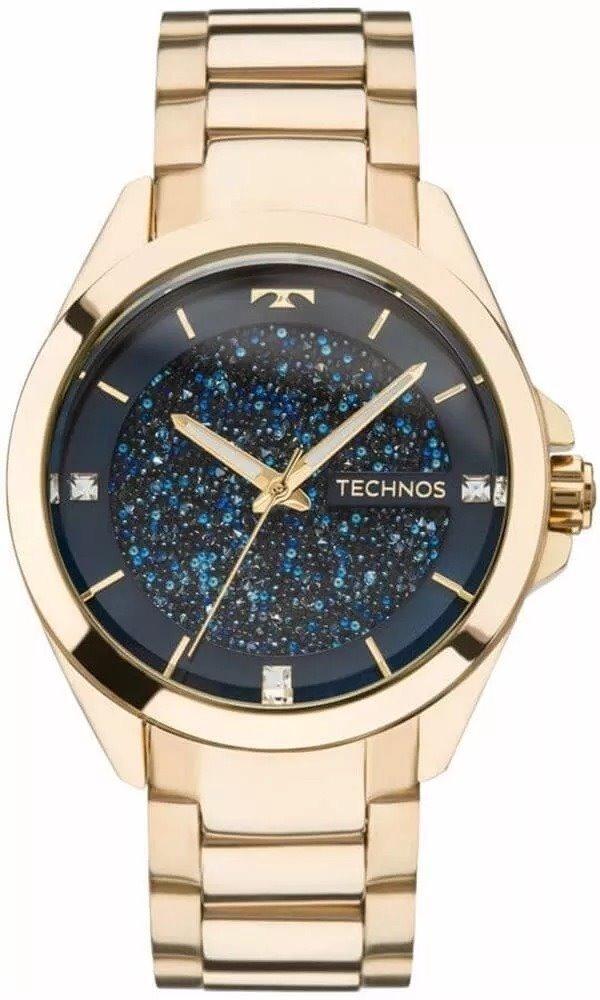58c4be6ab3f99 Relógio Technos Feminino Swarovski 203aaa 4a Original