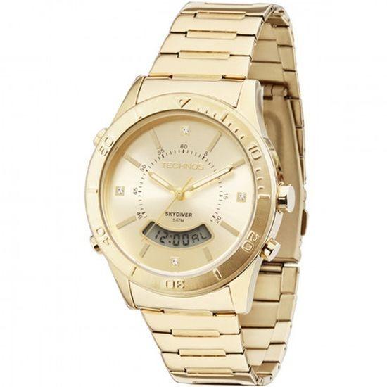 Relógio Technos Feminino T205fs 4x - R  206,99 em Mercado Livre ccb074b021