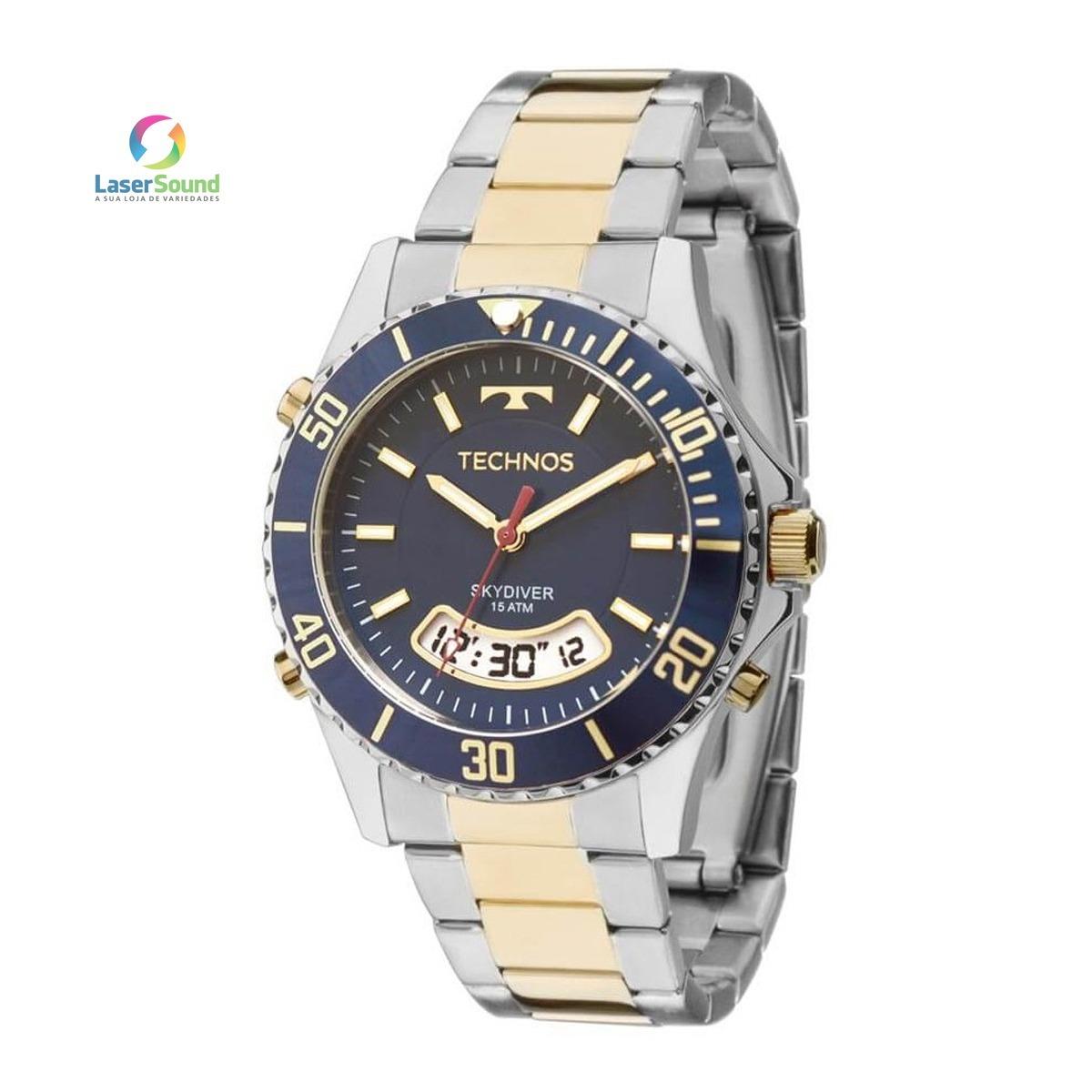 0462198097643 Relógio Technos Feminino T205jc 5a, C  Garantia E Nf - R  489,00 em ...
