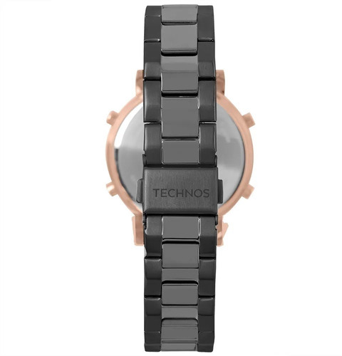 941266e2fb058 Relógio Technos Feminino Trend Bicolor Bj3059aa 5p... - R  345