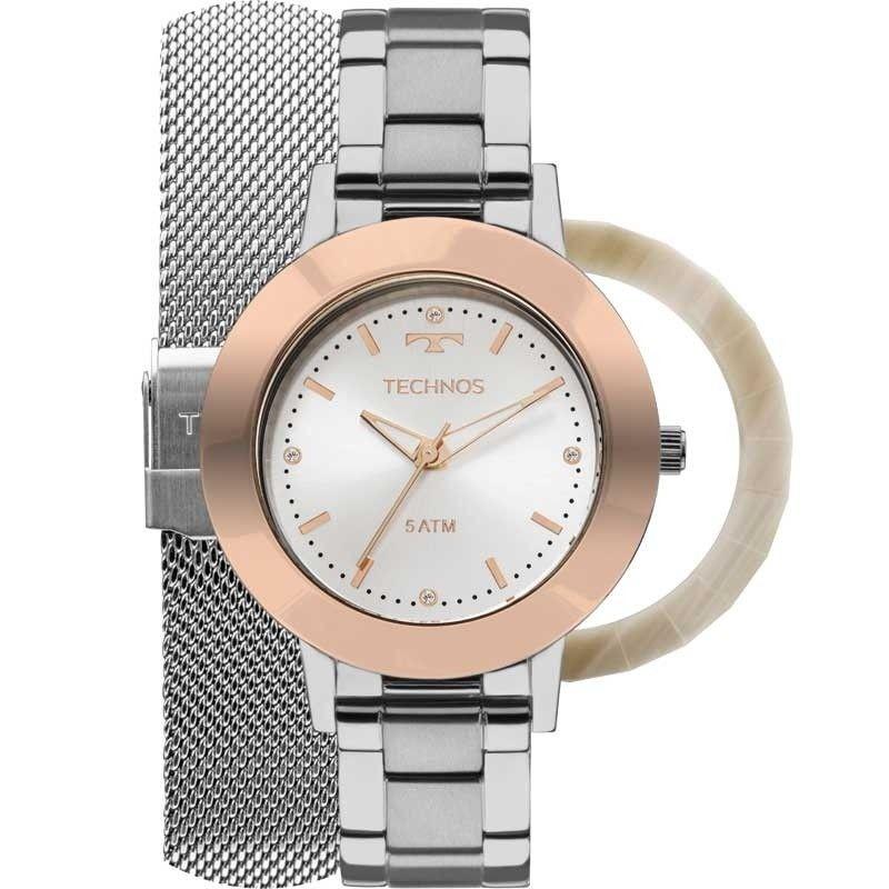 6818e4e773c relógio technos feminino troca pulseiras e aros 2035mlk t1k. Carregando  zoom.