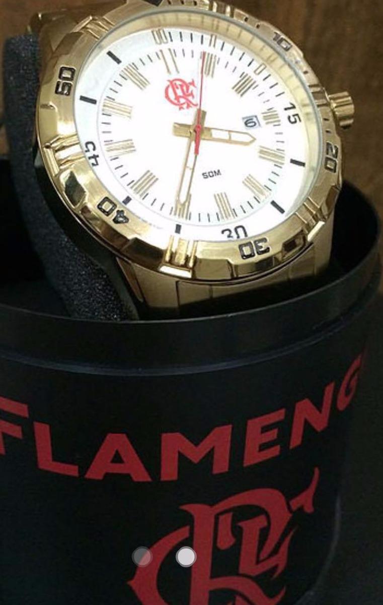 e056882e04846 Relógio Technos Flamengo - Fla2315ai 4k - R  396,39 em Mercado Livre