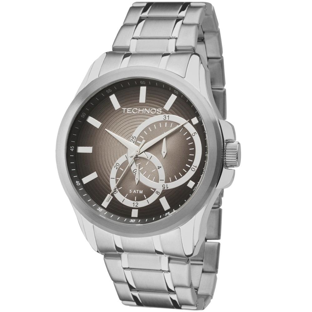0320f6e9e5c relógio technos grandtech masculino 6p22ad 1p ( nota fiscal). Carregando  zoom.