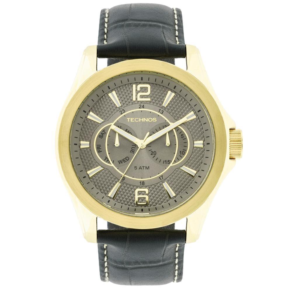 relógio technos grandtech masculino multifunção - 6p25aw 2c. Carregando  zoom. c79e4264d2