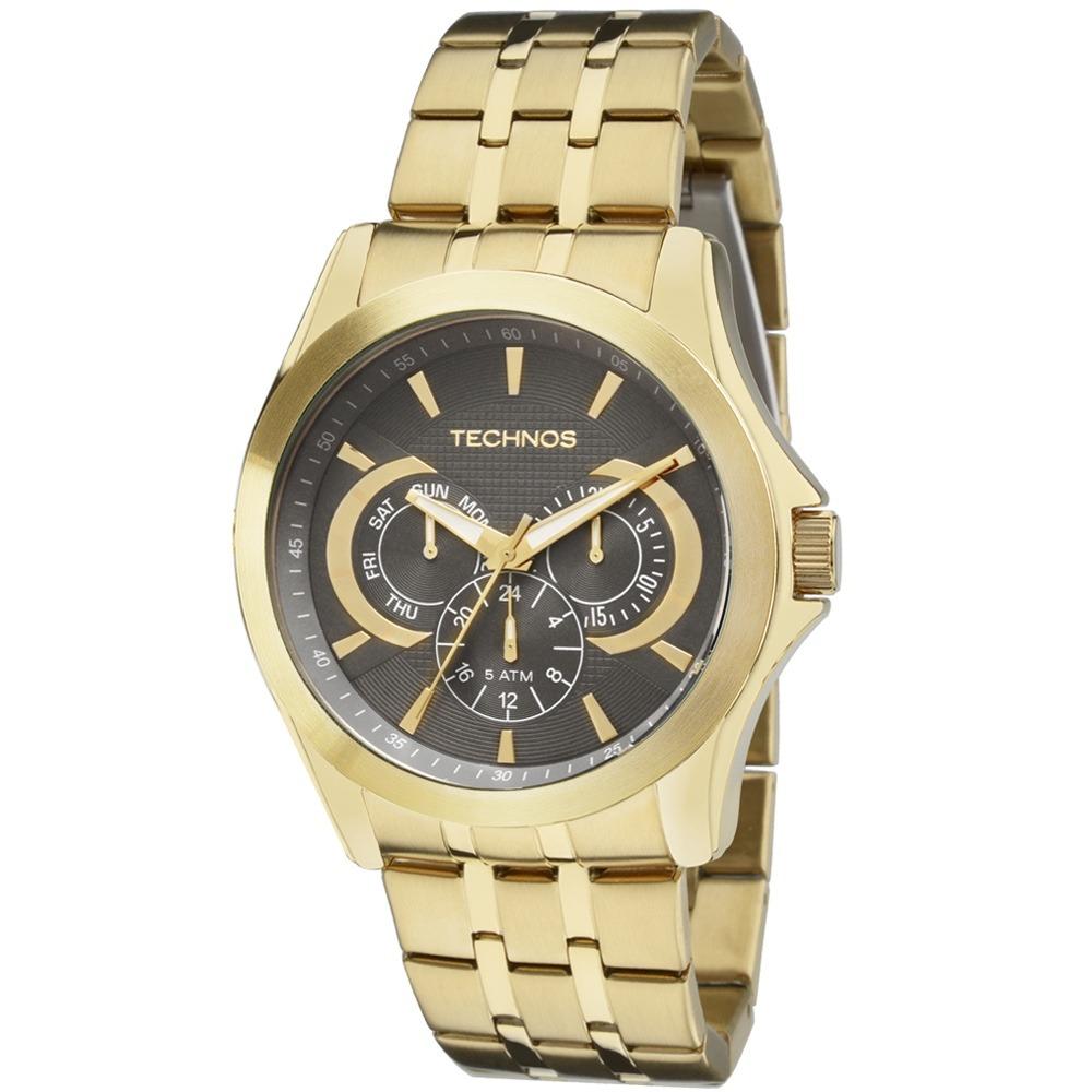 2fd4740c5ec relógio technos grandtech masculino multifunção - 6p29aic 4c. Carregando  zoom.