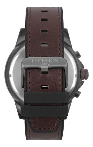 relógio technos legacy masculino cronógrafo js26ao/2p