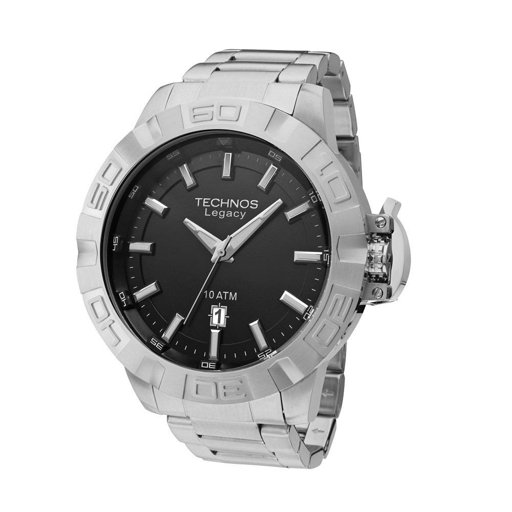 40e6e09213b relógio technos legacy masculino grande analógico -2415bz 1p. Carregando  zoom.