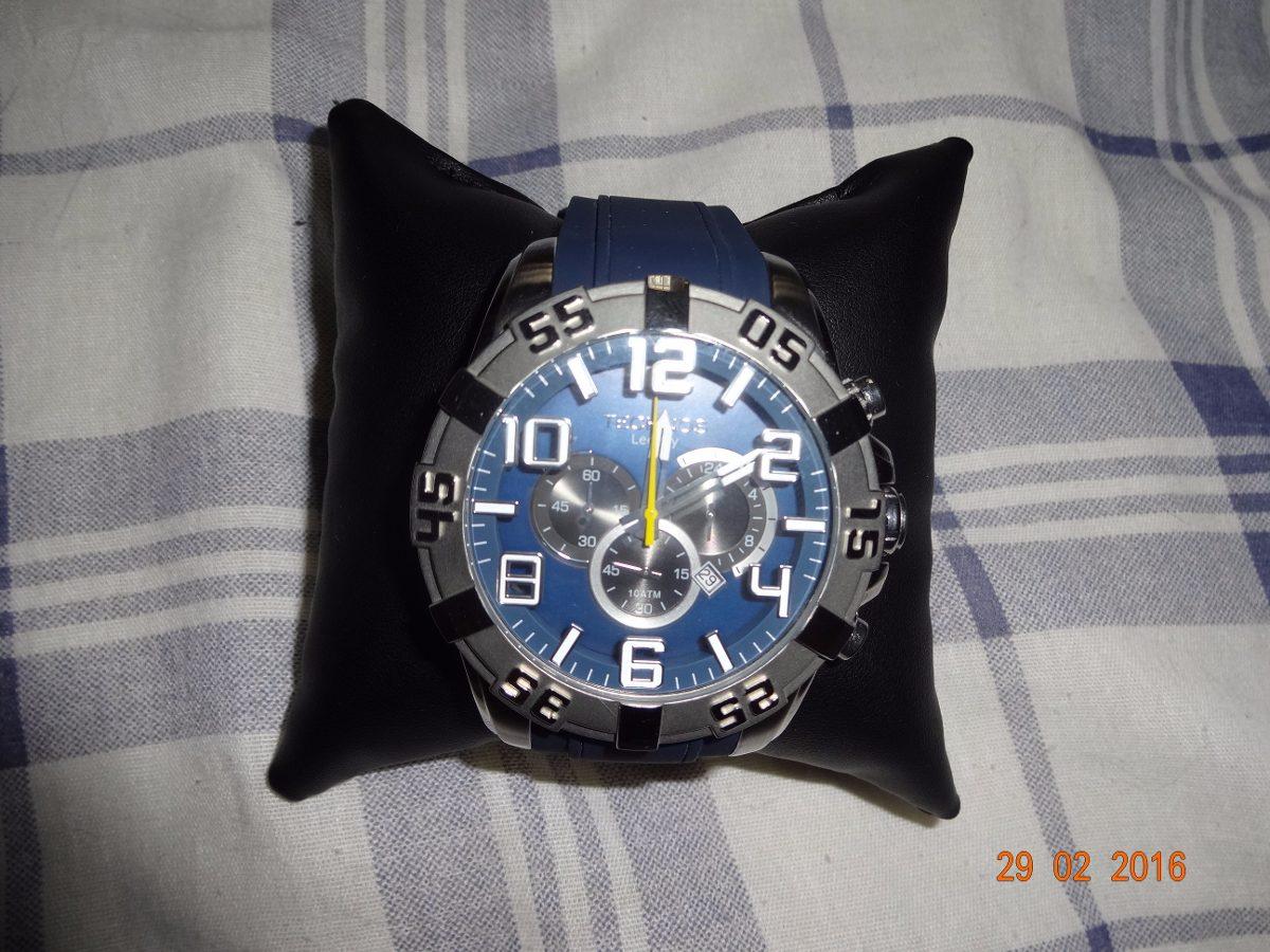 81091296545 Relógio Technos Legacy Os20hp Pouco Uso!!!!!!!! - R  550