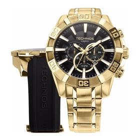 Relógio Technos Legacy Troca Pulseira Masculino Os2aajac/4p