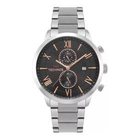 Relógio Technos Masculin Grandtech Jp11ab/1p Original Barato