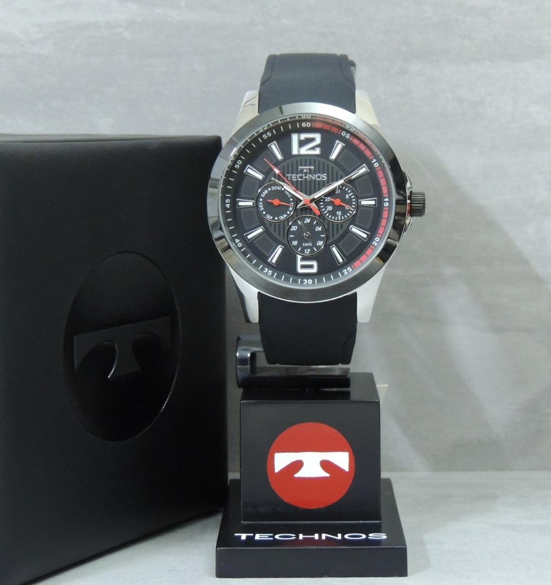 c9b95c7ea9c relógio technos masculino 6p29ahc 8p performance race - nfe. Carregando  zoom.