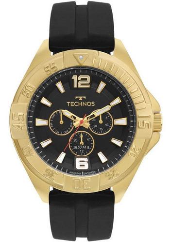 relógio technos masculino 6p29ako8p