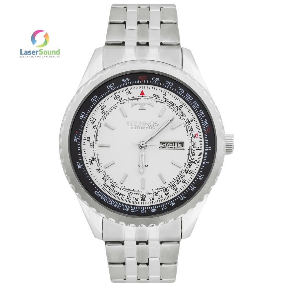 7c2d58388f237 Relógio Technos Masculino 8205nm 1b, C  Garantia E Nf - R  479,00 em ...