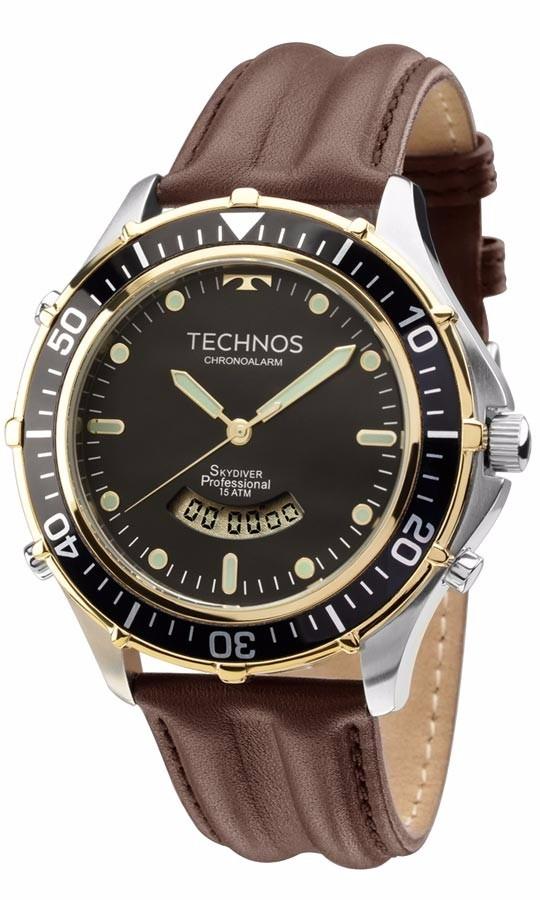 Relógio Technos Masculino Performance Skydiver T205ix 0 - R  499,90 ... 9fd223c50f