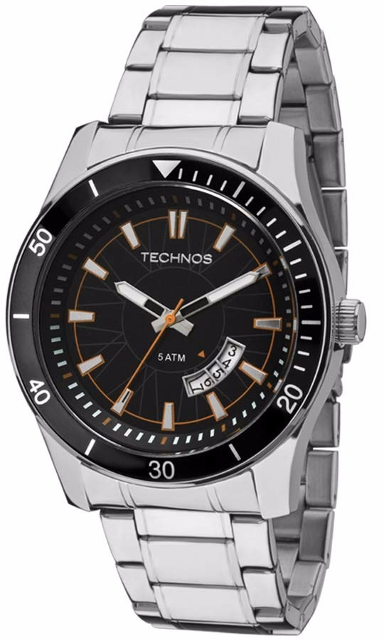 Relógio Technos Masculino 2115ksm 1p Original C  Nota - R  269,00 em ... ea0032a0d6
