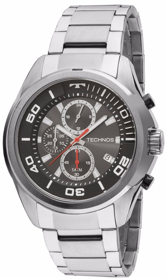 Relógio Technos Masculino Js15en 1c - R  422,91 em Mercado Livre 934dc64454