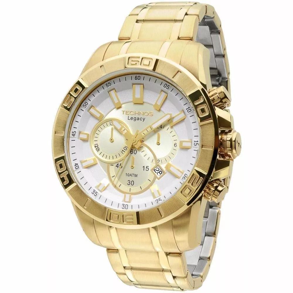 Relógio Technos Masculino Classic Legacy Js25an 4b - R  859,90 em ... 69ef7134ce