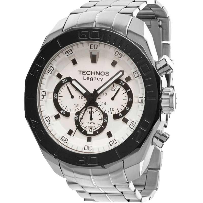 5c8d3b19392 Relógio Technos Masculino Classic Legacy Js25as 1k - R  849