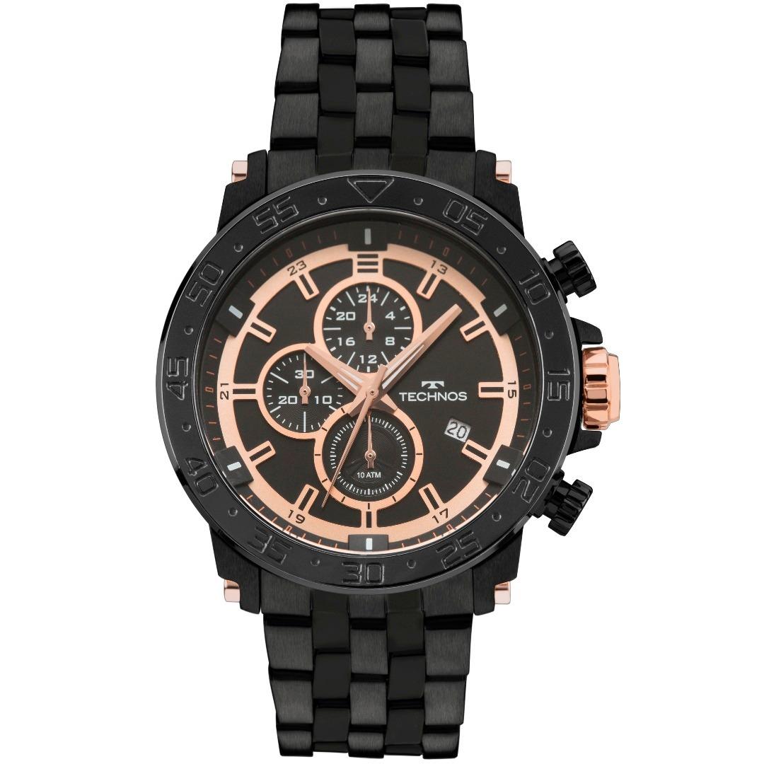 e9bd59d8609 Relógio Technos Classic Legacy Masculino - Js15es 4p - R  1.270