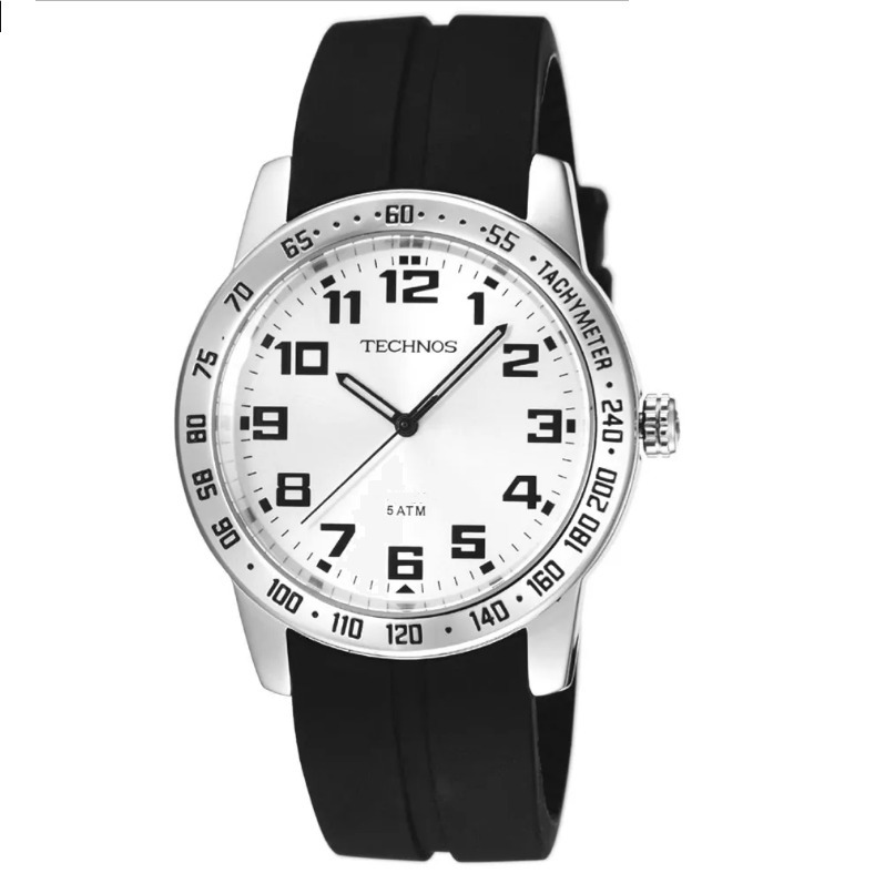 4cf5cb88de Relógio Technos Masculino Performance - 2035kf 8k - R  220