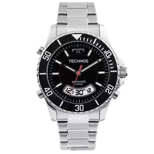 Relógio Technos Skydiver Masculino T205jb 1p - Nota Fiscal - R  429 ... 60b0e23f14