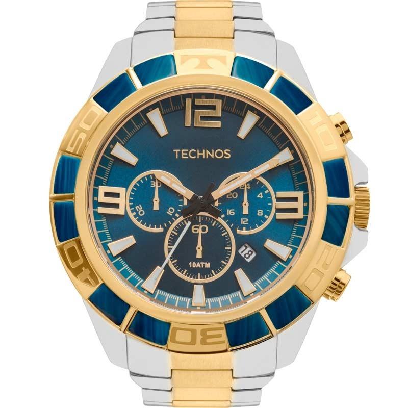 Relógio Technos Masculino Legacy Js25bk 5a - R  759,00 em Mercado Livre 89581307db