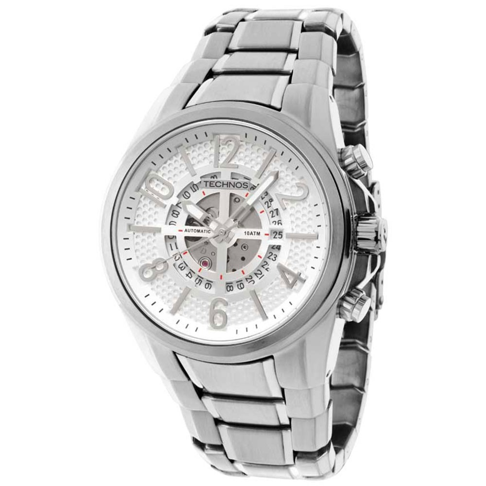 bc7fe154f5f Relógio Technos Masculino Automático Tsvs75aa 4p Esqueleto - R  899 ...