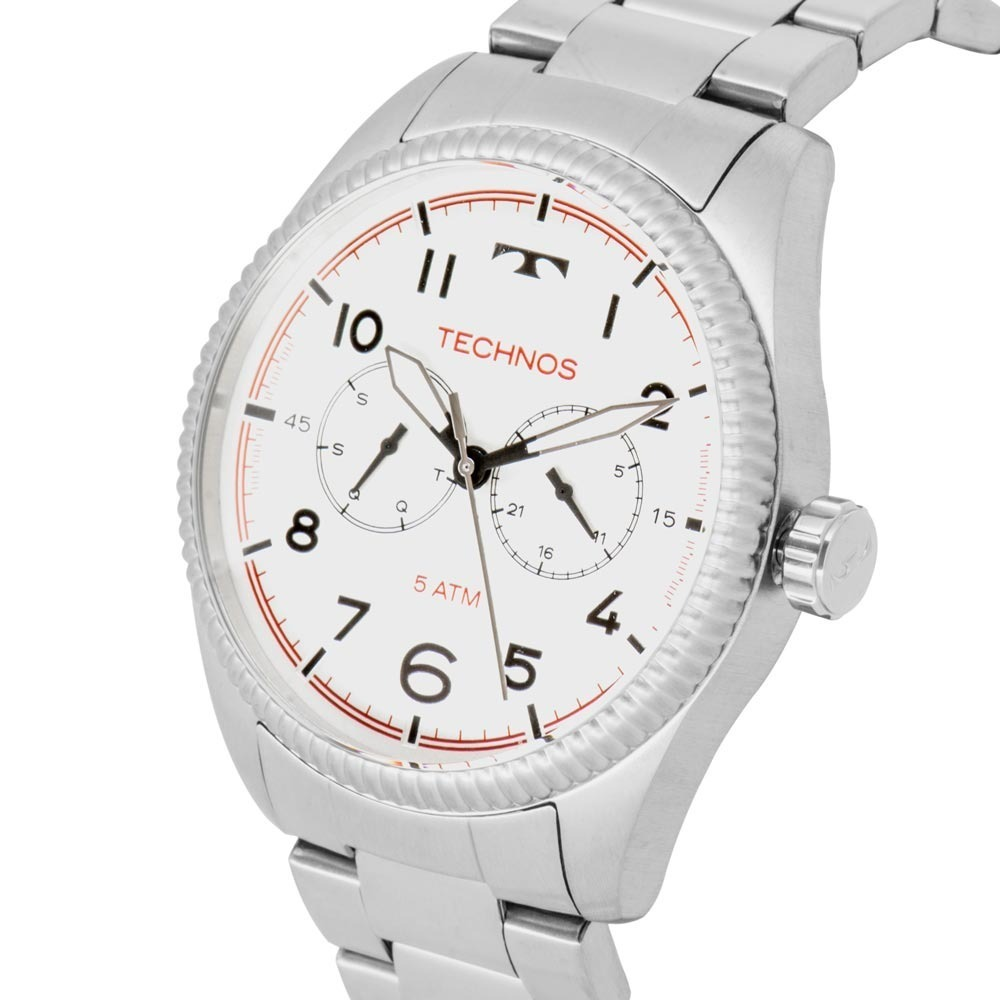 597b2b06987 Relógio Technos Classic Masculino 6p25bk 1b - R  249