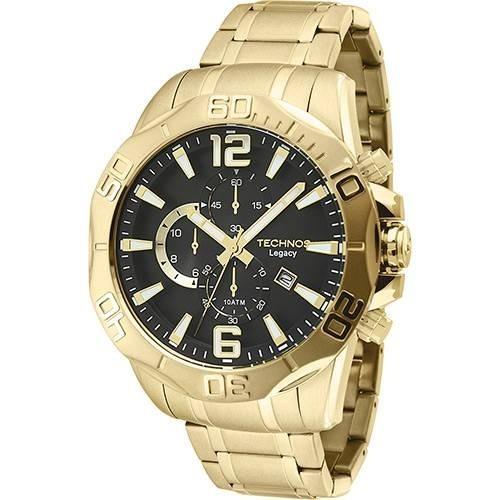 Relógio Technos Masculino Legacy Sport Os1aap 4p + Nfe - R  865,00 ... 16ebd2241b