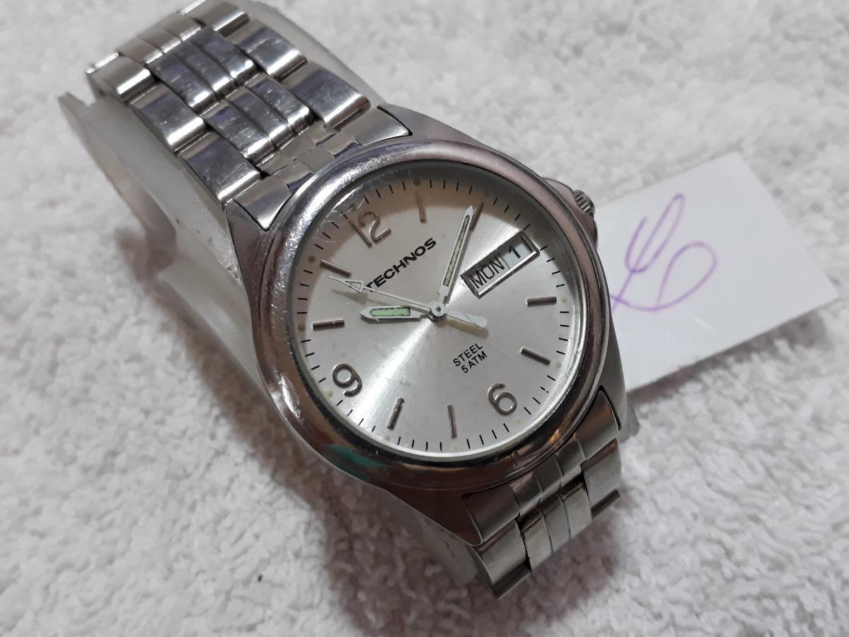 5f3b5ebb6e3 Relógio Technos
