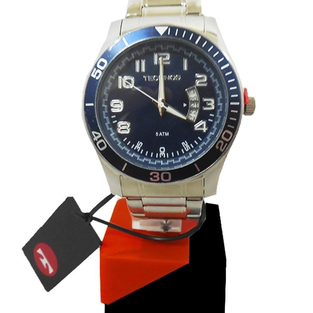 relógio technos masculino analógico performance 2115ksl 1a -. Carregando  zoom. 4c2ac2dd14