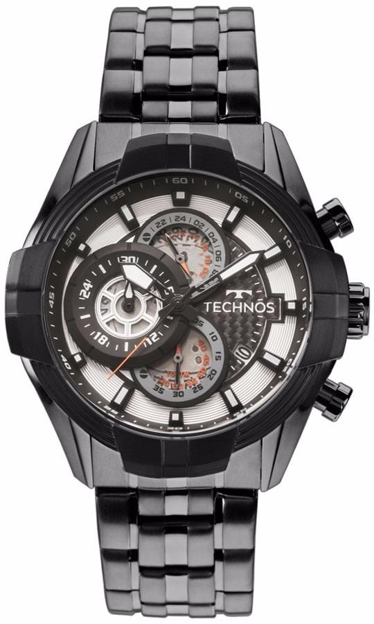 150f3d3c532 relógio technos masculino carbon js15ex 4p preto lançamento. Carregando  zoom.