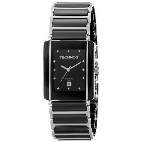Relógio Technos Masculino Ceramic Sapphire Gn10abpai 1p - R  623,05 em  Mercado Livre 21977d1d6e