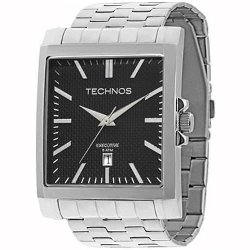 ce1b1803b67 Relógio Technos Masculino Classic Executive 2115koy 1p Ibi - R  295 ...