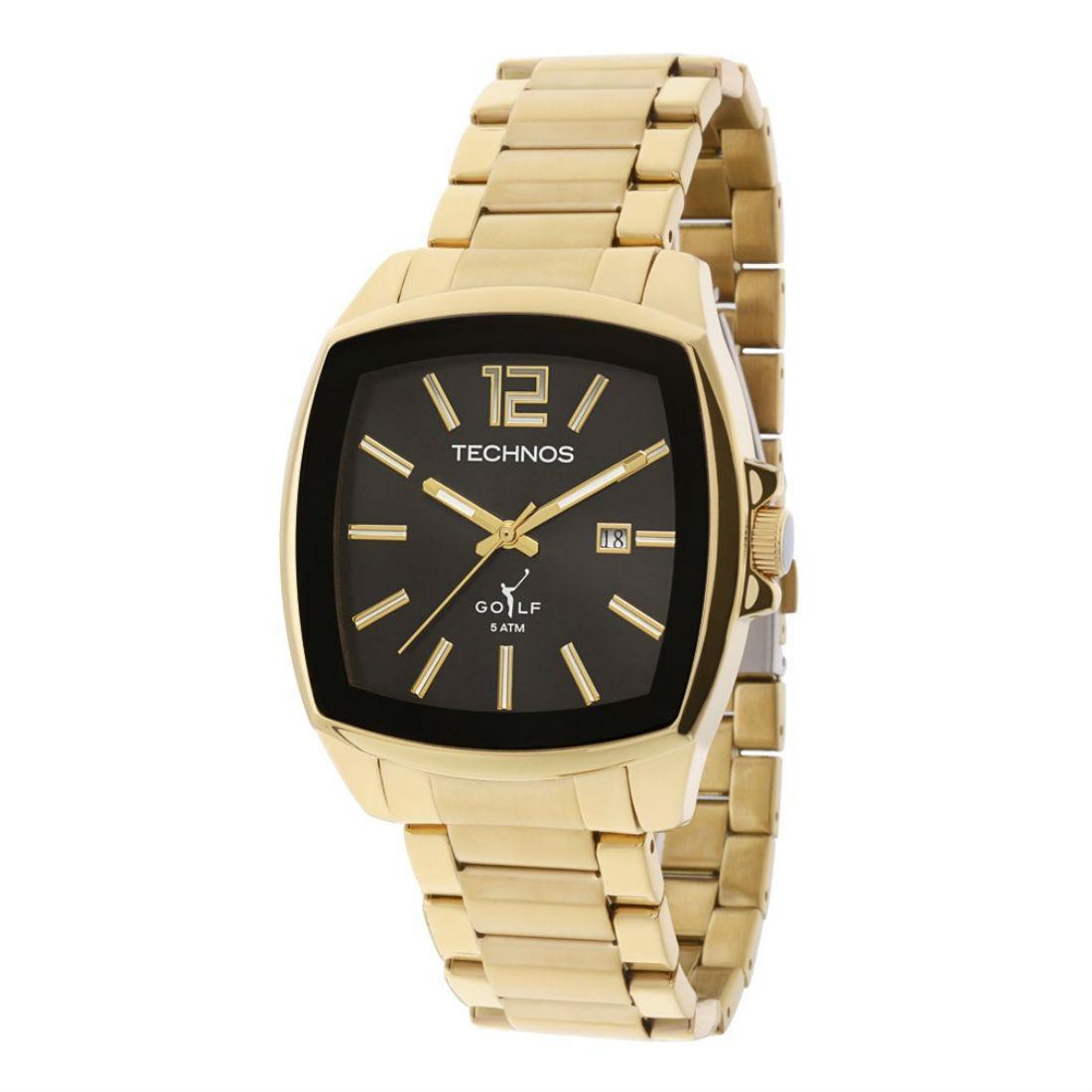 c8fb0a8907a relógio technos masculino classic golf. Carregando zoom.