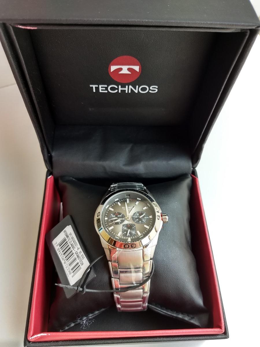 Relógio Technos Masculino Classic Grandtech 6p29am 1c - R  199,00 em ... dfd7c51762