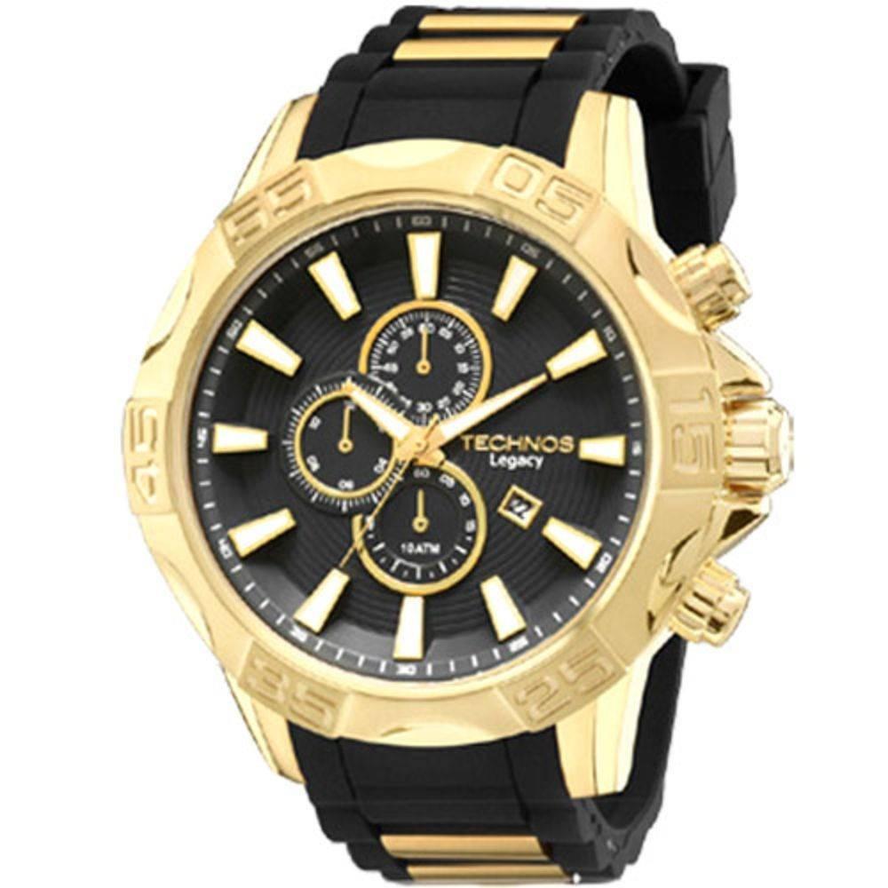 513ac4fc473 relógio technos masculino classic legacy os10ew 8p - c  nfe. Carregando  zoom.