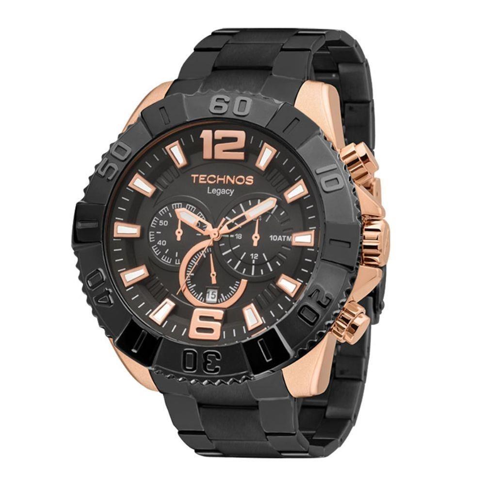 d9e230f10499e relógio technos masculino classic legacy os20ic 5p. Carregando zoom.